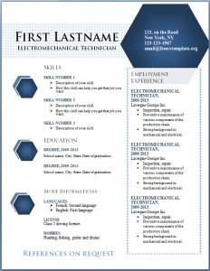 Free cv resume template #79