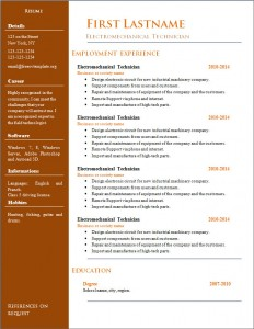 free_cv_resume_template_301