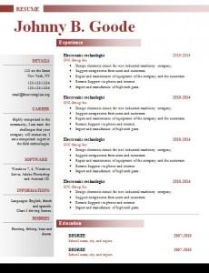 free_cv_resume_template_354