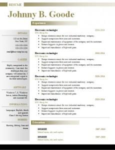 free_cv_resume_template_358