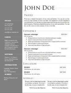 free_cv_resume_template_501