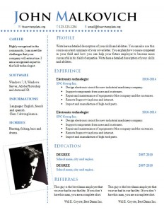 cv_resume_word_template_807