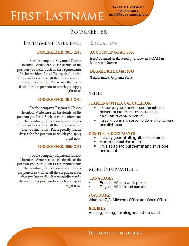 free-cv-resume-template-853