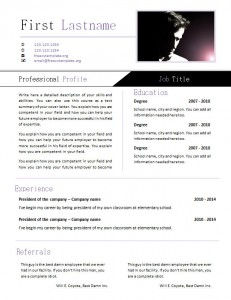 free_cv_template_for_word_850