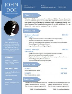 cv_resume_word_template_904