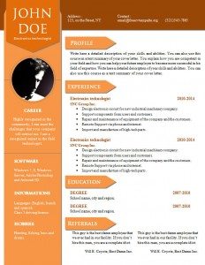 cv_resume_word_template_908