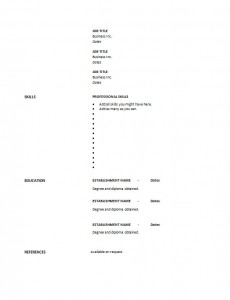 Blank_free_cv_template_7_page2