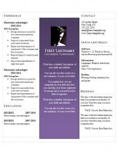 resume_cv_template_word_950
