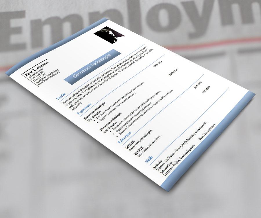 word_cv_resume_template_961_employment_background