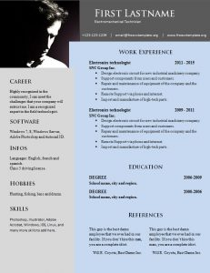 cv_resume_word_template_968