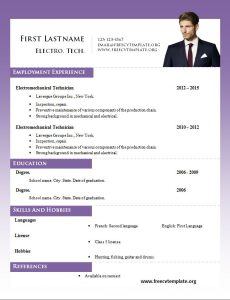 word_resume_template_983