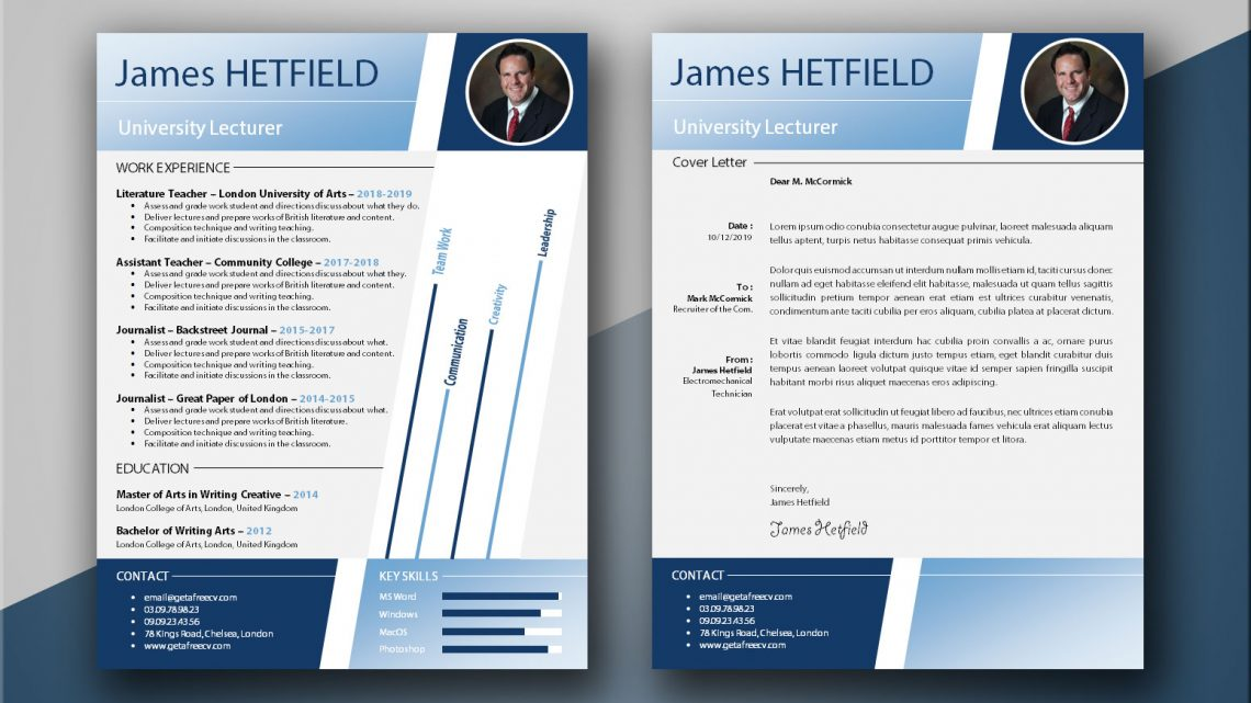 Strong Resume Sample